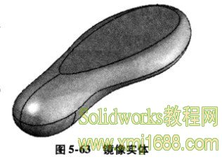 solidworks镜像实体