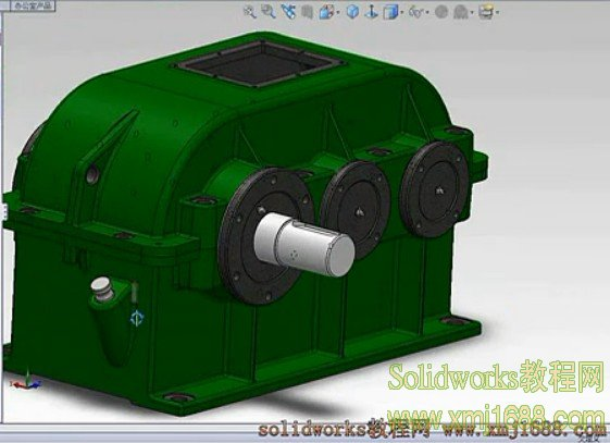 solidworks总装配体
