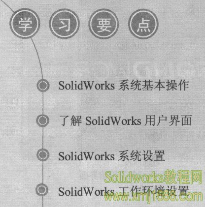 SolidWorks学习要点