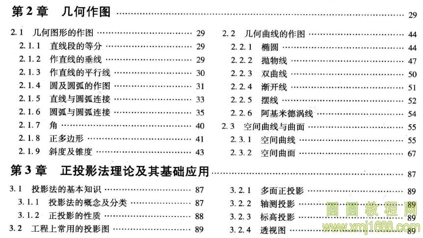 机械制图手册下载_机械工程制图手册[孙开元 编]pdf下载0193-圆圆教程网